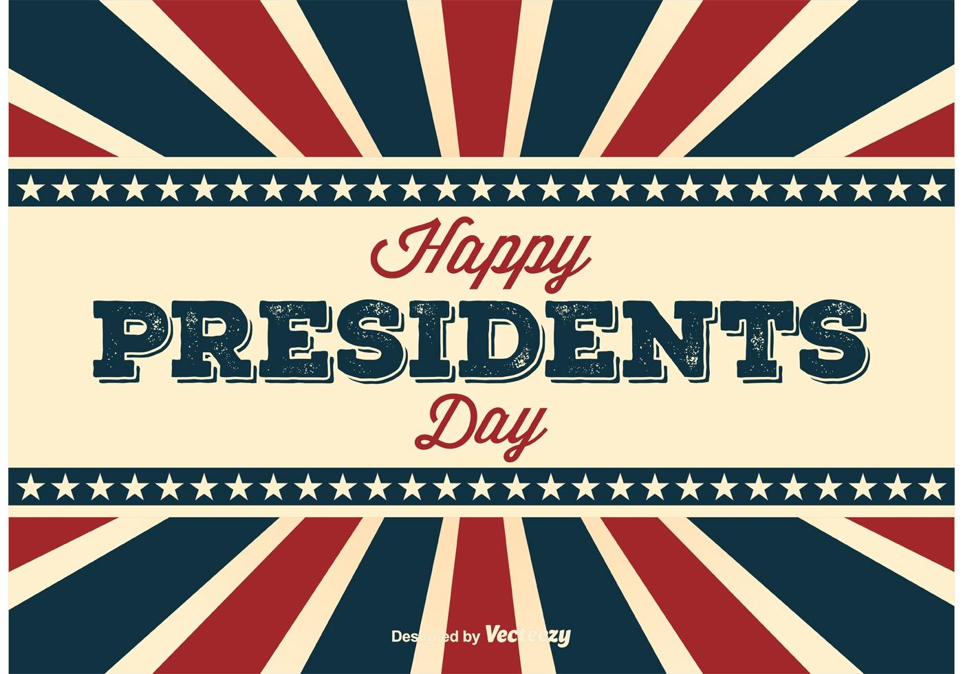 presidents-day-poster-vector