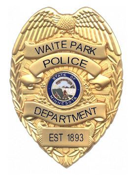 Waite Park Police Badge