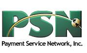 Green PSN logo for Payment Service Network, Inc.